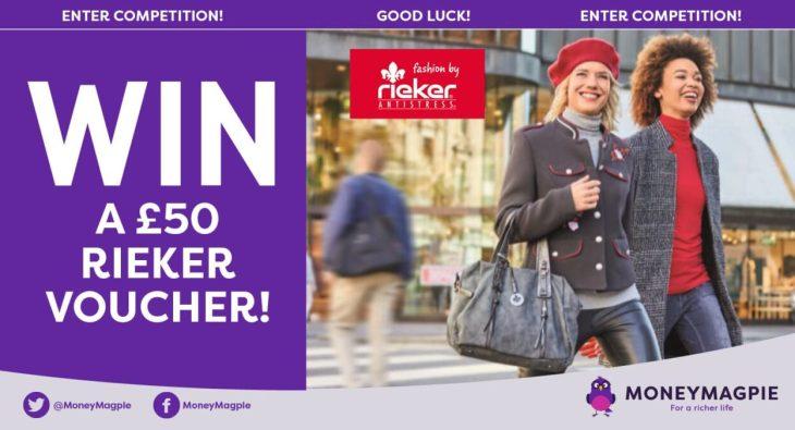 Win a £50 Rieker voucher