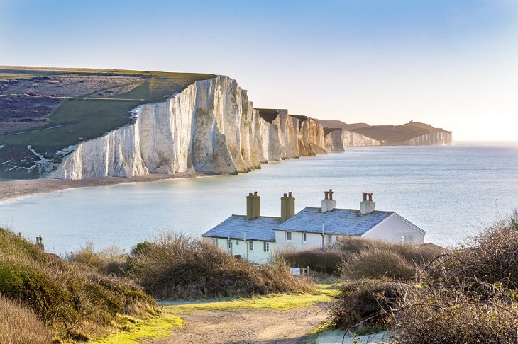 Are holiday homes a better investment than BTL property?