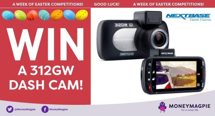 Day 5 - Win a 312GW Dash Cam
