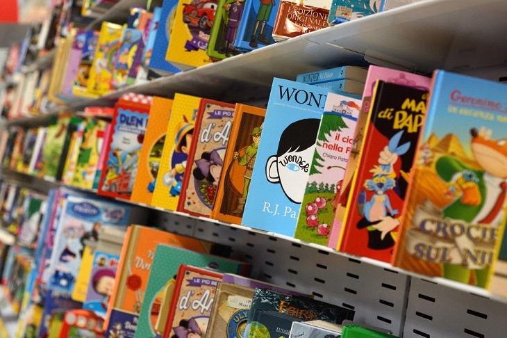 Why investing in children's books could be better than gold
