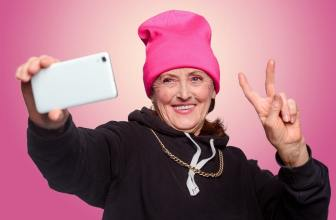 How over-60s can make money from social media