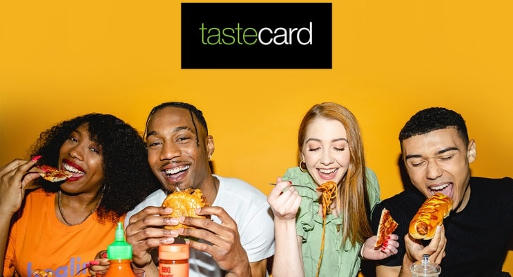 Exclusive tastecard Offer for MoneyMagpie Readers