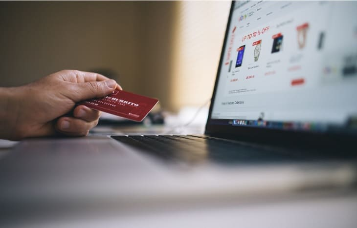 Staying safe whilst shopping online