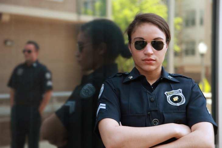 Make money as a security guard