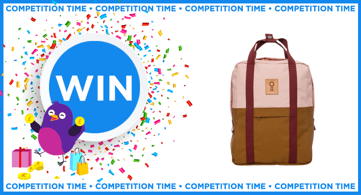 Win a sustainable OII backpack