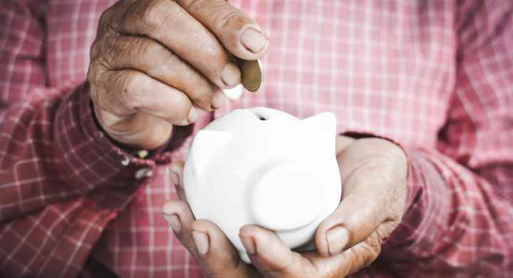 Over 60s should make the most of their savings for a long-term retirement fund