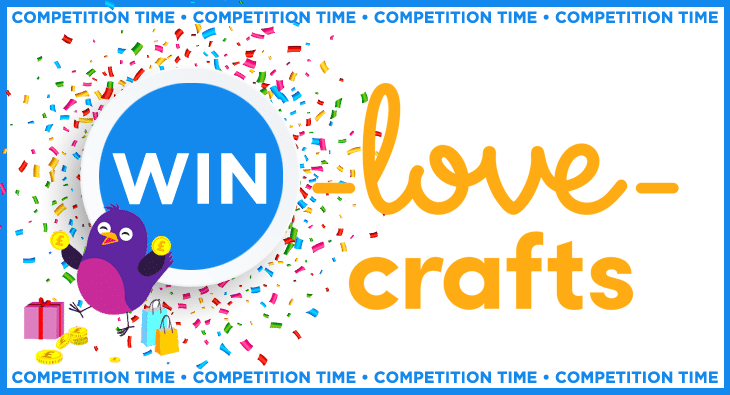 WIN A £50 LOVECRAFTS VOUCHER WITH YOUR LOCKDOWN FASHIONISTA WARDROBE