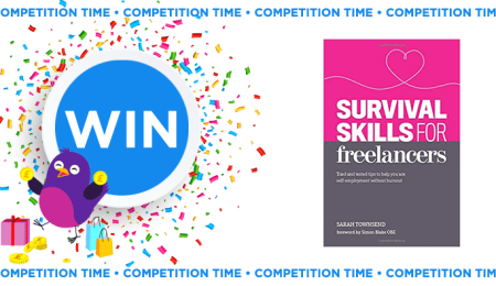 Win a copy of Survival Skills for Freelancers