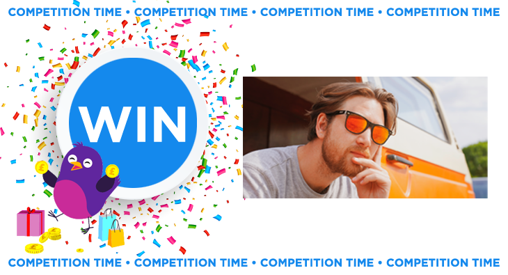 Win a pair of Zippo sunglasses
