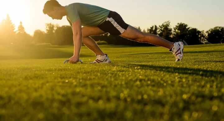 Green habits like keeping fit outside help the planet AND your wallet