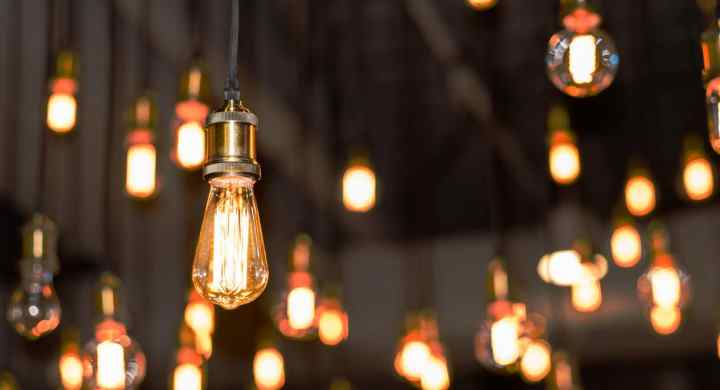 Switch off unused lights and appliances for frugal living