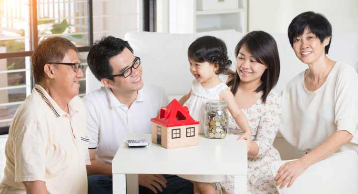 Gifting money to your children eases Inheritance Tax liability