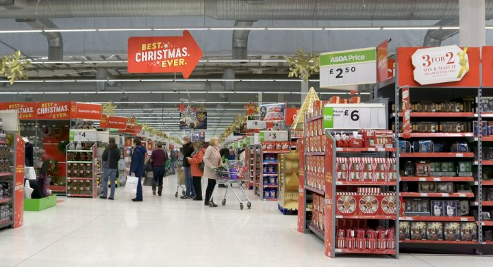 Loyalty schemes earn vouchers for Christmas
