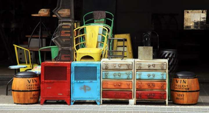 Make money flipping thrift items