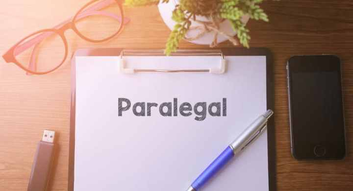 Paralegals are one of the alternatives to solicitors