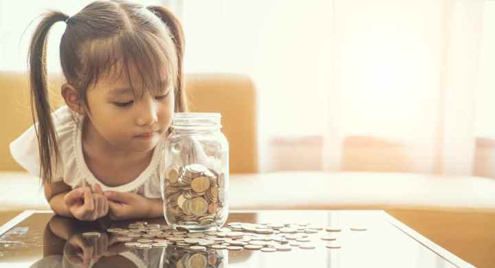 Boost your savings for your children, too