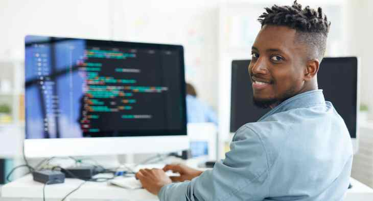 Software developers are a high paid virtual job