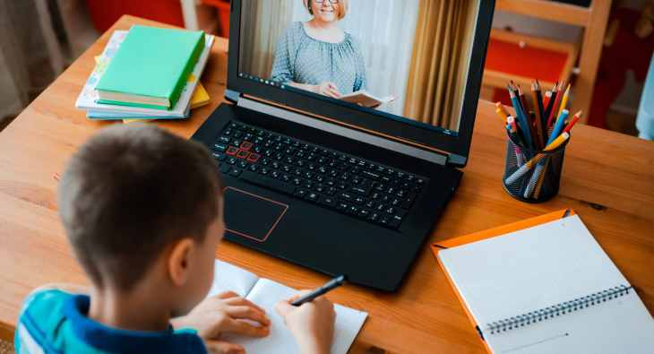 Work from home as an online tutor