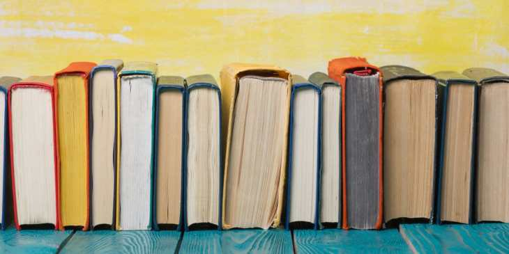 Make money from your old books