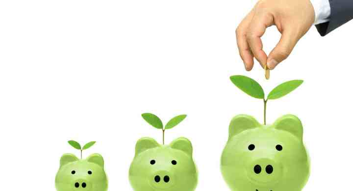 Ethical funds mean you're investing in eco-friendly or people-positive businesses