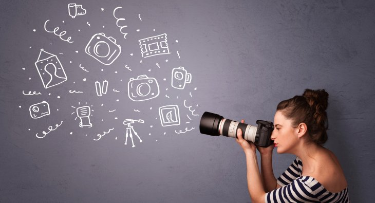 Use media to enhance your website content