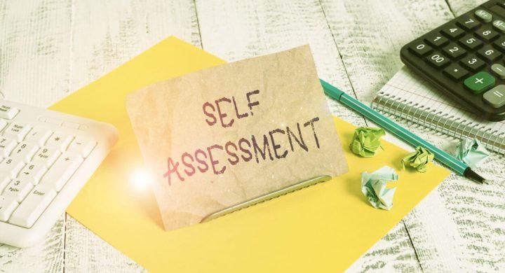 Register for self assessment for your side hustle taxes