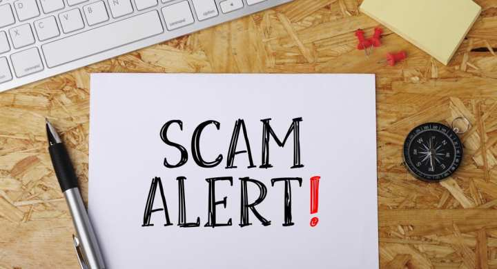 Look out for the latest COVID-19 scams