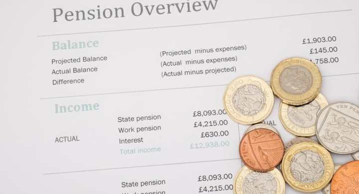 What is a pension?
