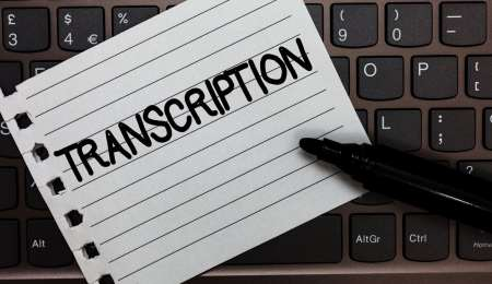 Transcription jobs in the UK - how to find them