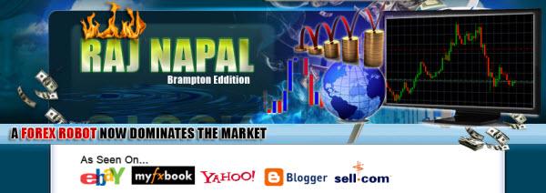 Raj Napal Forex Robot