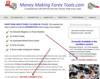 Forex millionaires list