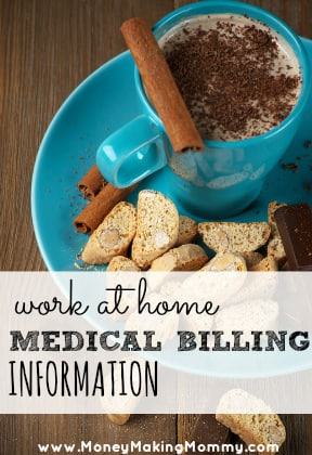 Work at Home Medical Billing