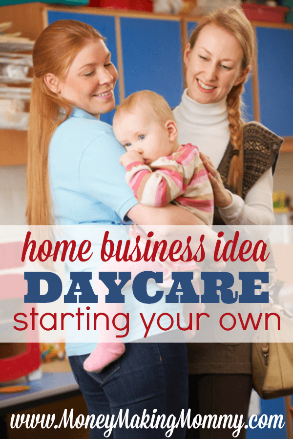 Starting Your Own Daycare Business