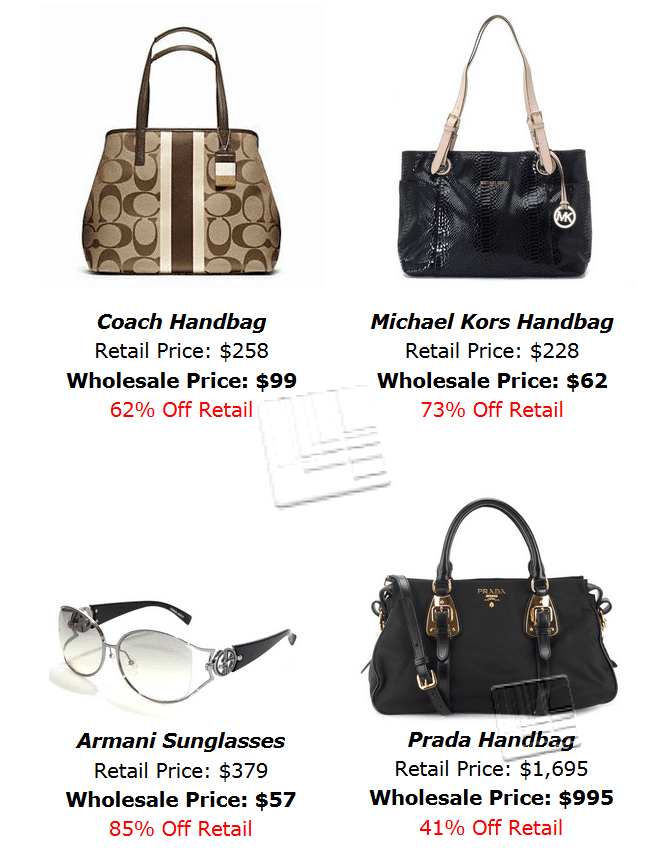 Wholesale Designer Handbags - Where to Buy Them 9e54d356b71a2