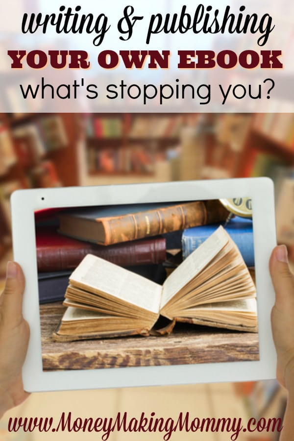 Publishing Your First eBook