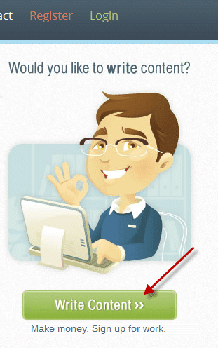 iwriter sign up