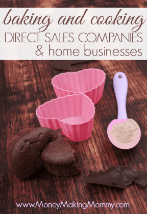 Baking and Cooking Direct Sales Companies
