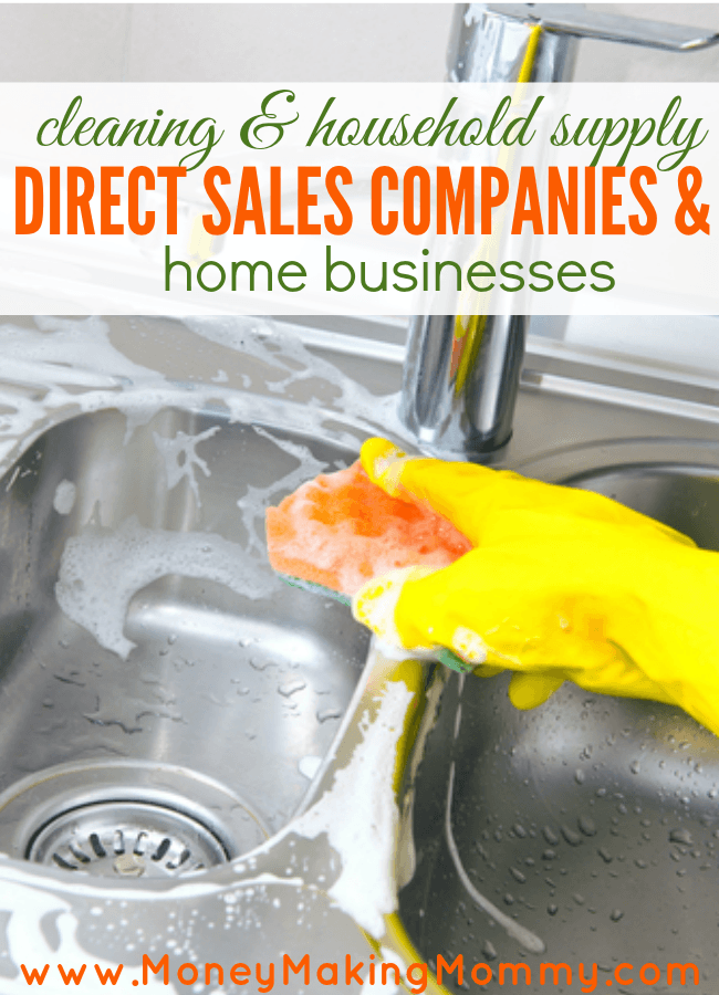 Cleaning Supply Direct Sales