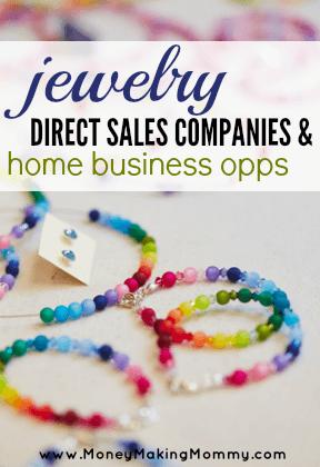Jewelry Direct Sales Companies