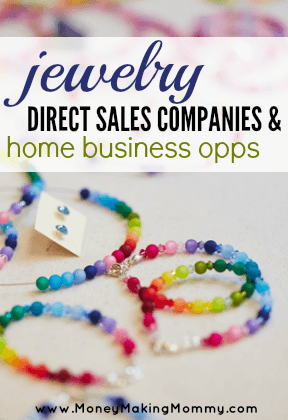 Direct Sales Jewelry Companies List Of Home Based