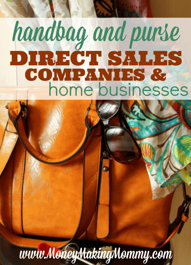 Handbag and Purse Direct Sales Company