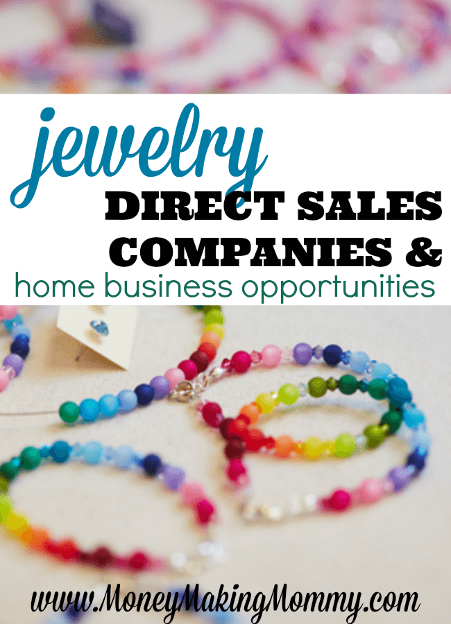 Jewelry Direct Sales Companies