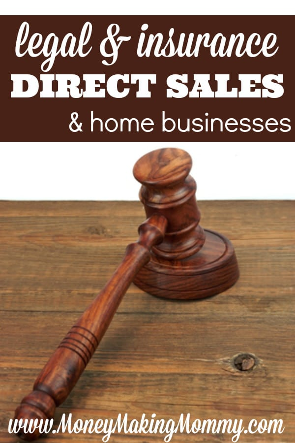Direct Sales Opportunities for Legal and Insurance