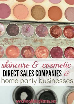 makeup direct sales