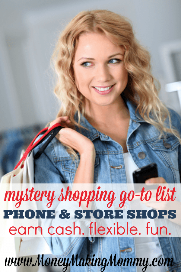 Mystery Shopping Companies List