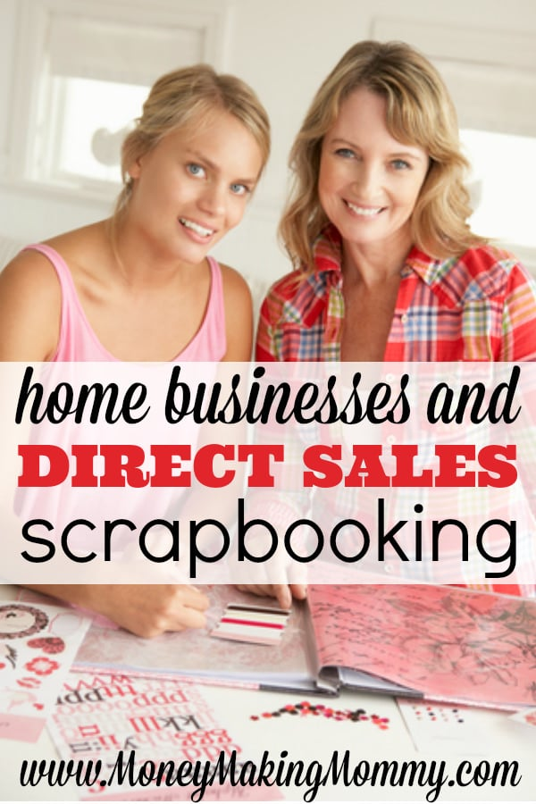 Scrapbooking Home Businesses List