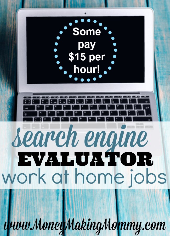 list of companies offering search engine evaluator jobs