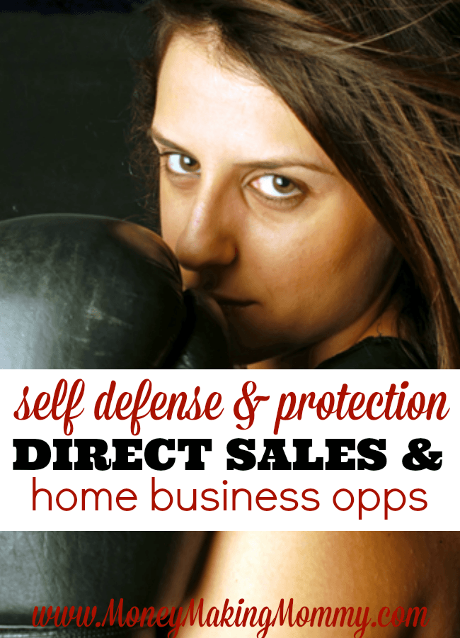 Self Defense and Protection Direct Sales