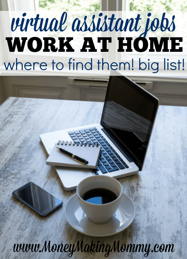 Where to Find Virtual Assistant Jobs