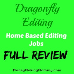 Dragonfly Editing Review